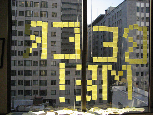 Post-it Communication